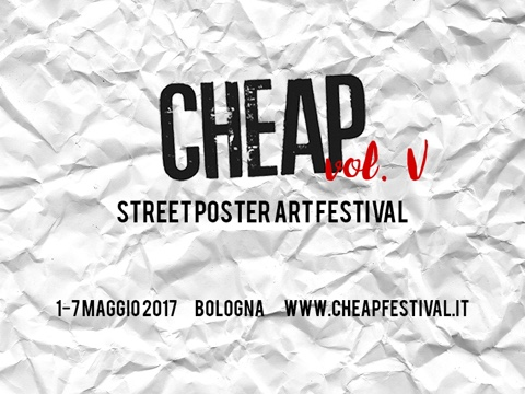 CHEAP Poster Art Festival