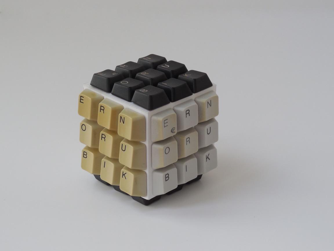Merci M. Ernő Rubik, 2017