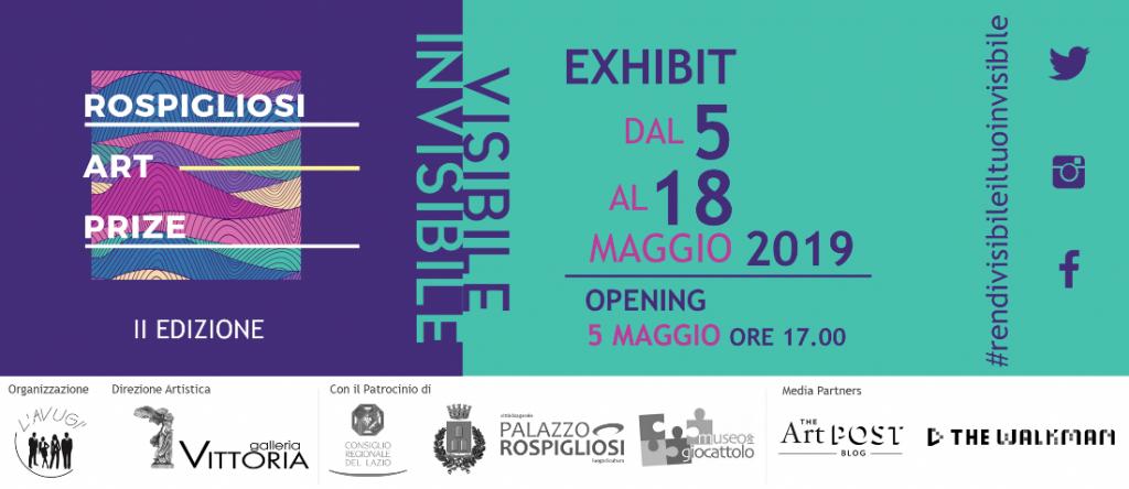 Rospigliosi Art Prize 2019